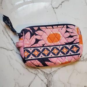 Vera Bradley Daisy Makeup Bag